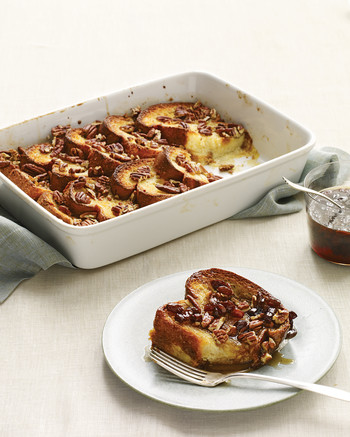 Oven Bake French Toast