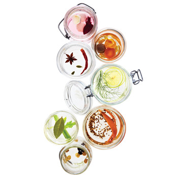 How to Make Flavored Vodkas at Home