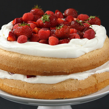 Watch: Foolproof Sponge Cake