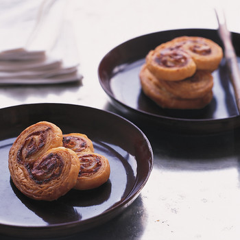 Sun-Dried Tomato Palmiers