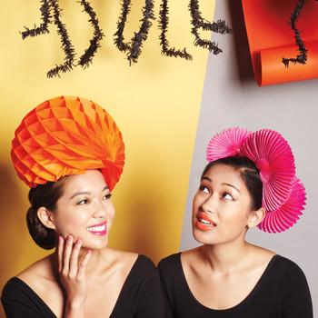 paper halloween wigs