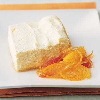 Citrus-Ricotta Cheesecake