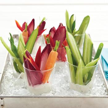 A New Kind of Vegetable Platter