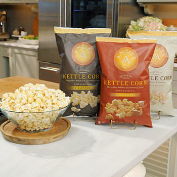 Angie's Stovetop Kettle Corn