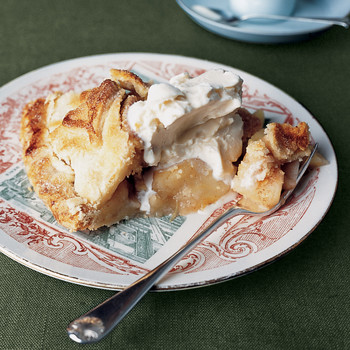 Green Market Apple Pie