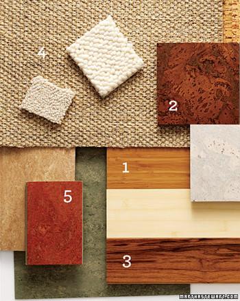 Flooring Considerations Martha Stewart