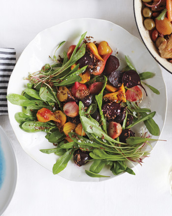 Roast Vegetable Salad Recipes