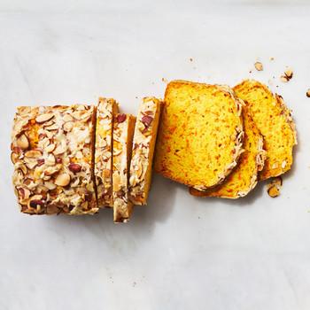 carrot asiago bread