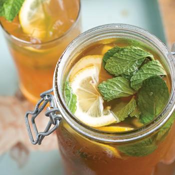 Lemony Spiked Sweet Tea
