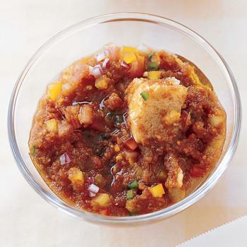 Kristi Rochon's Gazpacho