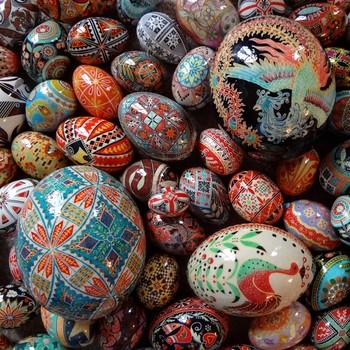 Pysanky Eggs: An Abridged History
