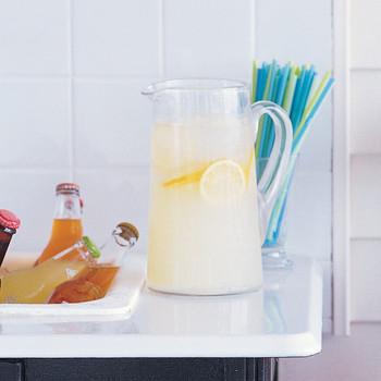 Sparkling Fresh Lemonade
