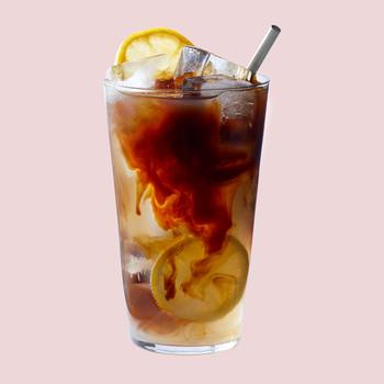 Lemonesso drink