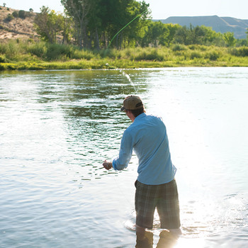 Trout Fishing with Ryan Hardy