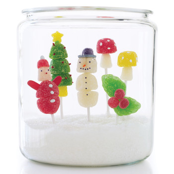 Holiday Gumdrop Pops