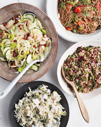 Summer Entertaining Salads