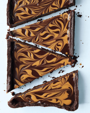 Chocolate-Hazelnut Toffee