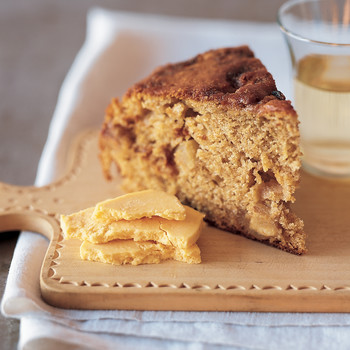 Whole-Wheat Apple Cake