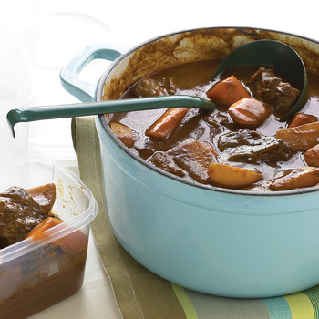 Beef Stew with Winter Vegetables
