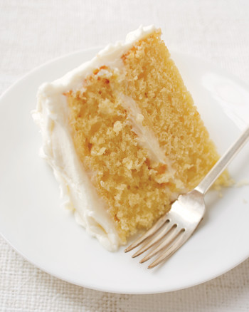 Yellow Cake Recipes