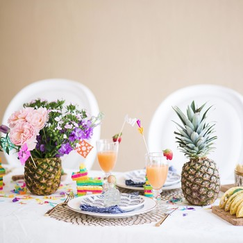 Hosting Cinco de Mayo? Here's How to Set a Fiesta-Worthy Table