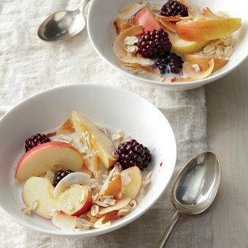 Toasted Coconut Muesli