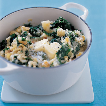 Colcannon with Kale