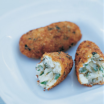 Salt-Cod Croquettes