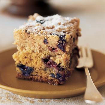 Classic Crumb Cake