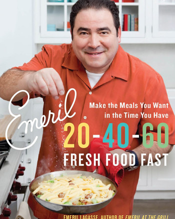 Kick It Up: Emeril's Everyday Recipes