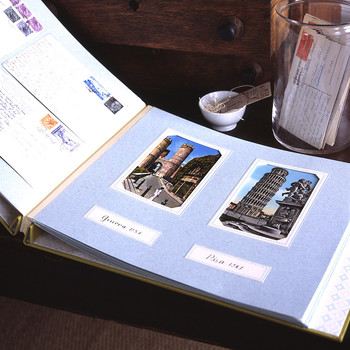 Postcard Pages