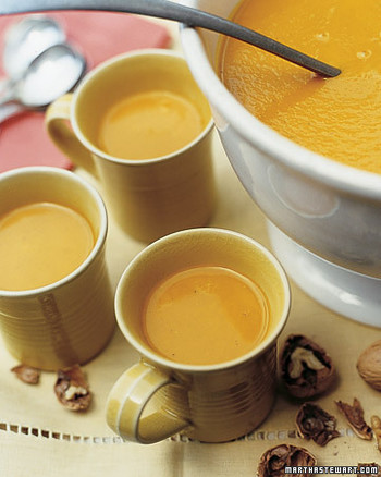 Pumpkin Soup Recipes to Simmer Up This Fall