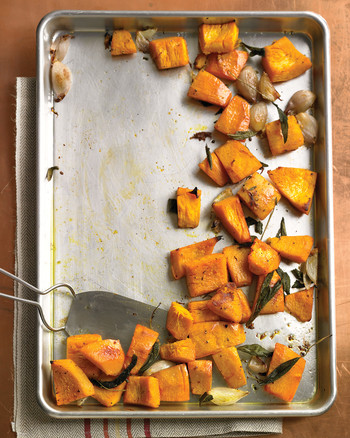 Perfect Pumpkin Recipes from ''The Martha Stewart Show''