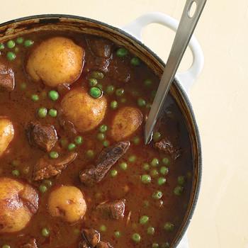 Irish Beef and Stout Stew