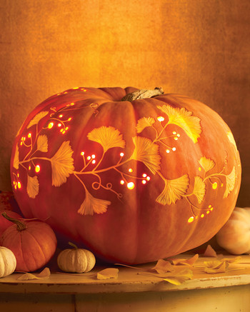 Carve-by-Color Pumpkins