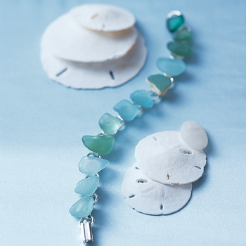 Sea-Glass Bracelet