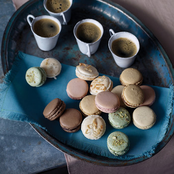 Mix-and-Match French Macarons