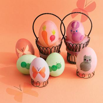 Spring Menagerie Eggs