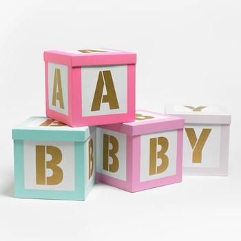 营销上婴儿礼物块