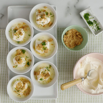 Watch: Lime Pudding Cups