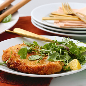 Watch: Crispy Chicken Cutlets