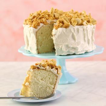 How to Make Blum's Coffee Crunch Cake