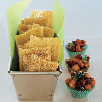 Mixed-Nut Nougat