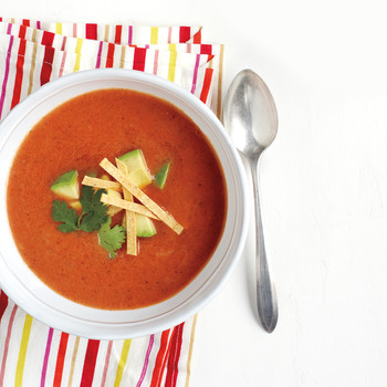 Creamy Salsa Soup