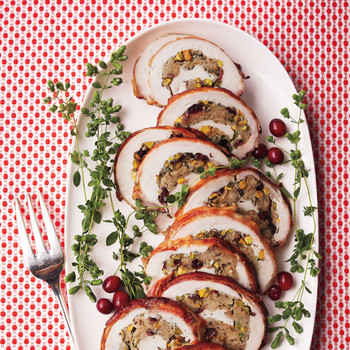 Feed a Holiday Crowd with This Entree: Turkey Roulade