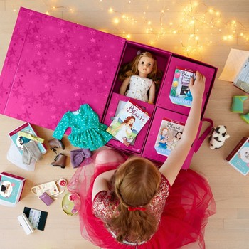 Boxed American Girl doll