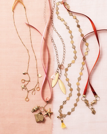 ee52528d4a0be2 30 Handmade Necklaces That Make a Stunning First Impression | Martha ...