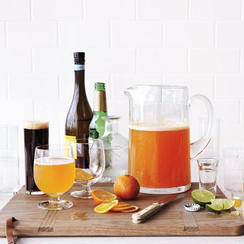 Orange Wheat Shandy