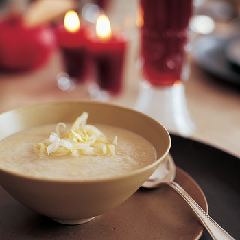 Cream of Belgian Endive Soup