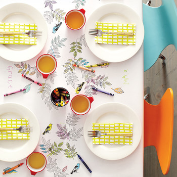How to Create the Perfect Kids' Table